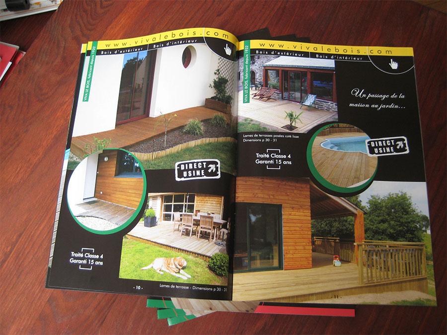 Demande de catalogue viva le bois - Demande catalogue ampm ...