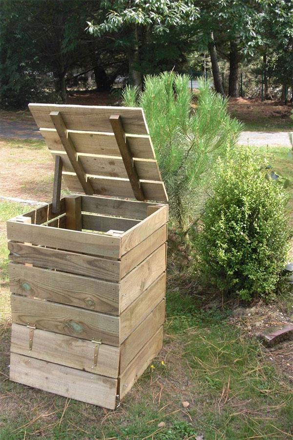 Mobilier ext rieur viva le bois for Mobilier bois exterieur